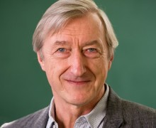 EDINBURGH, SCOTLAND - AUGUST 25:  English writer Julian Barnes attends a photocall at Edinburgh International Book Festival on August 25, 2015 in Edinburgh, Scotland.  (Photo by Roberto Ricciuti/Getty Images)