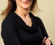 Luci Collin, autora de A peça intocada
