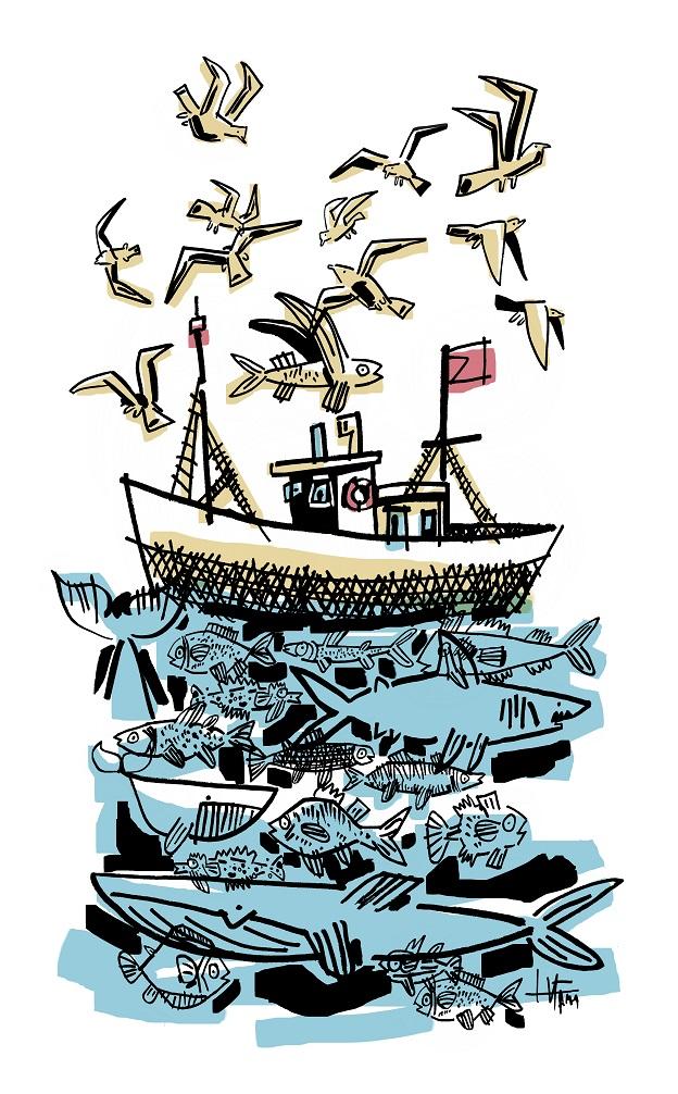 Ilustração: Fabiano Vianna