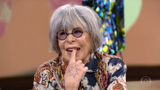 Rita Lee, autora de Dropz