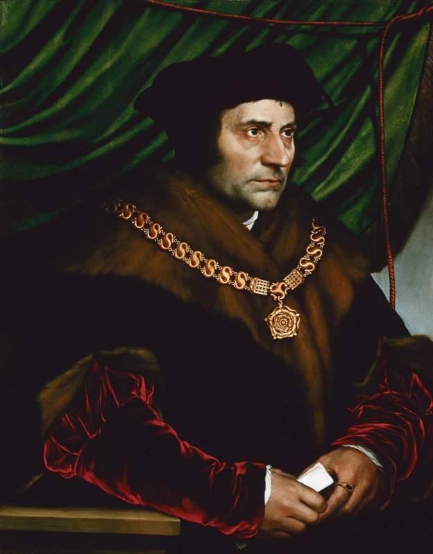 Thomas More, autor de Utopia.