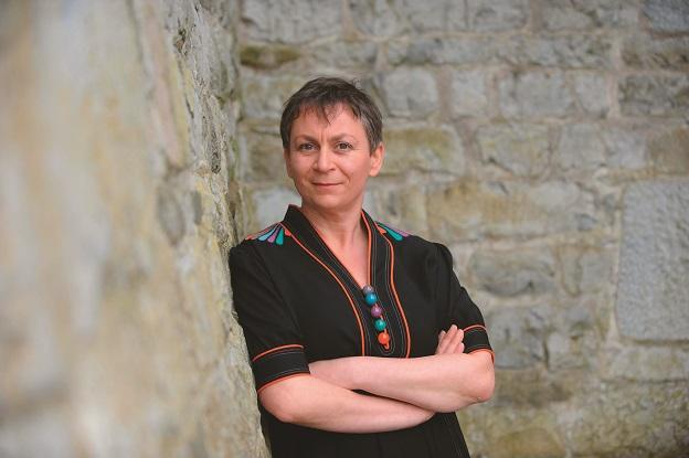 Anne Enright, autora de A estrada verde.