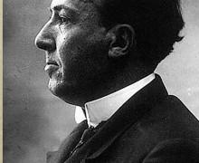 Antonio Machado, autor de Campos de Castela