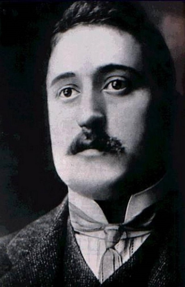 Guillaume Apollinaire, autor de As onze mil varas.