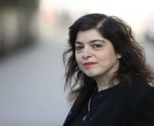 Mariana Enriquez, autora de As coisas que perdemos no fogo.