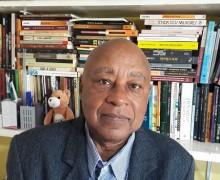 Francisco Maciel, autor de Não adianta morrer.