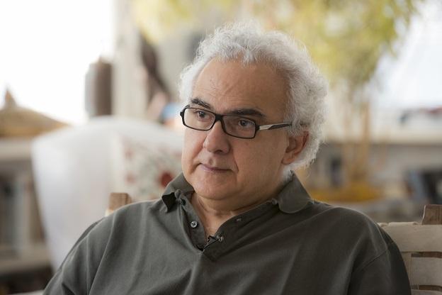 Milton Hatoum, autor de A noite da espera.