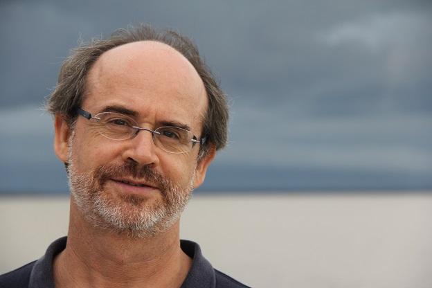 João Meirelles Filho, autor de O abridor de letras.