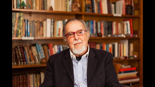 Jorge da Cunha Lima , autor de Troia Canudos.