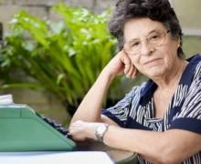 A romancista Maria Valéria Rezende está confirmada na programação