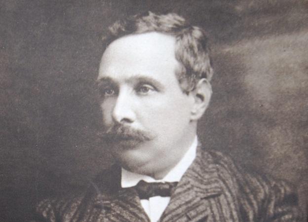 Raul Brandão, autor de Húmus.