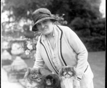 Edith Wharton, autor de Ethan Frome.