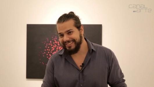 Omar Salomão, autor de Pequenos reparos.