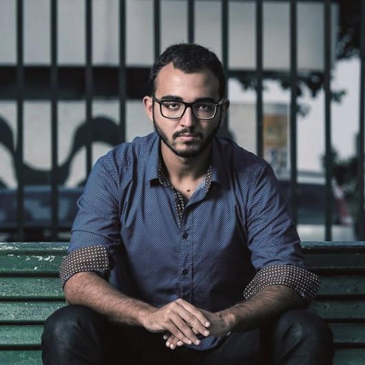 Raphael Montes, autor de Jantar secreto.