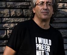 David Roas, autor de Exceções e outros contos fantásticos.