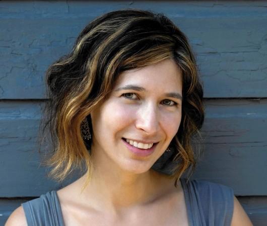 Idra Novey, autora de A arte de desaparecer.