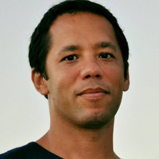 Itamar Vieira Junior, autor de A oração do carrasco.