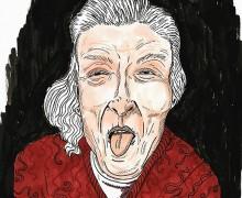 A virada acadêmica de Hilda Hilst