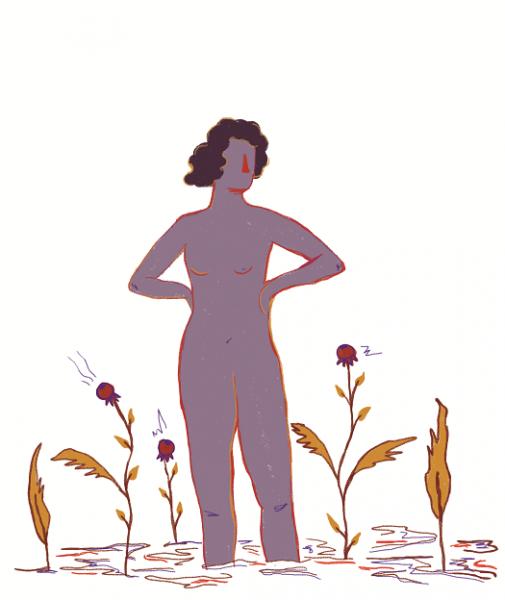 Ilustração: Isadora Machado