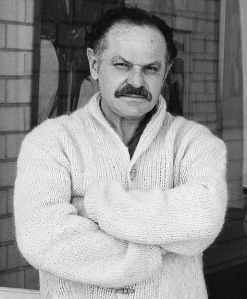 Benjamin Tammuz, autor de Minotauro.