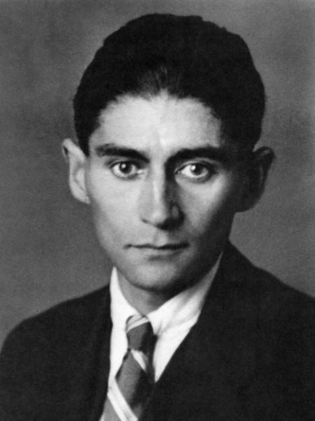 Franz Kafka, autor de Blumfeld, um solteirão de mais idade e outras histórias.