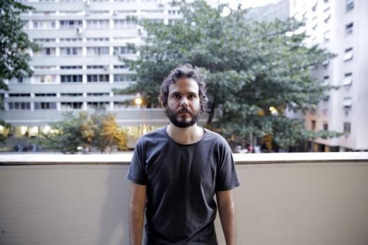 Thiago Camelo, autor de Verão em Botafogo.