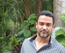 Nivaldo Tenório, autor de Ninguém detém a noite.