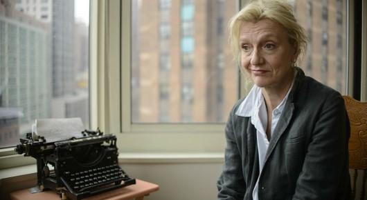 Elizabeth Strout, autora de Olive Kitteridge.
