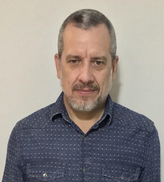 André Balaio, autor de Quebranto.