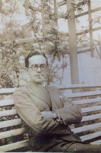 Telmo Vergara, autor de Na plateia.