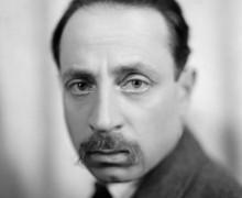 O poeta Rainer Maria Rilke