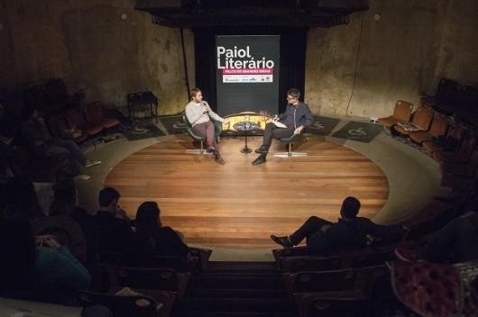 Paiol Literário-Carlos de Brito e Mello (Foto- Guilherme Pupo)003