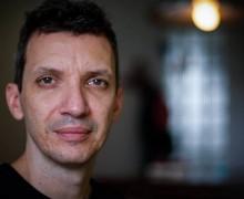 Tiago Ferro, autor de O pai da menina morta