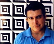 Rodrigo Garcia Lopes, autor de O trovador