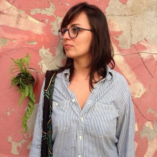 Bruna Beber, autora de Rua da Pradaria