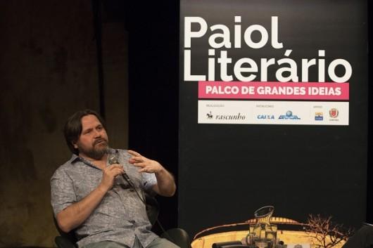 Marcelino Freire, autor de Contos negreiros