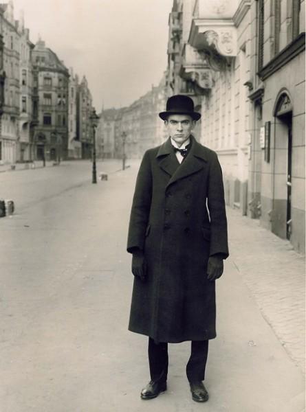 Robert Musil, autor de O homem sem qualidades