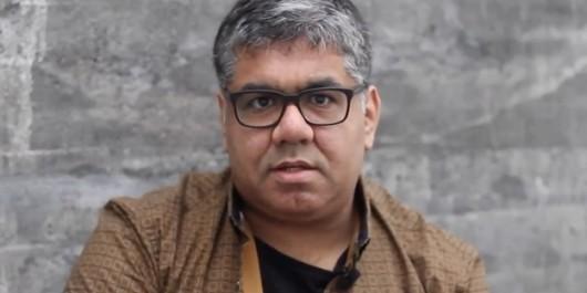 Samir Machado de Machado, autor de Tupinilândia