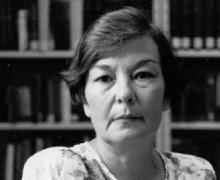Eunice Arruda, autora de Visível ao destino