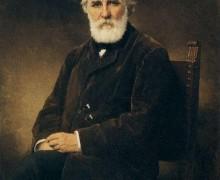 Ivan Turguêniev, autor de A véspera