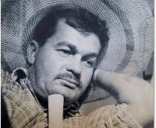 José Mauro de Vasconcelos, autor de Meu pé de laranja lima