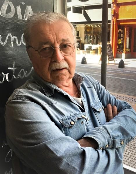 Francisco J. C. Dantas, autor de Uma jornada como tantas