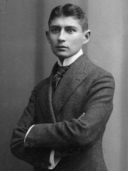 Franz Kafka, autor de A metamorfose