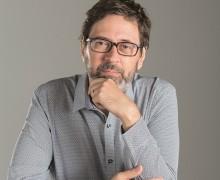 Jerônimo Teixeira, autor de Os dias da crise