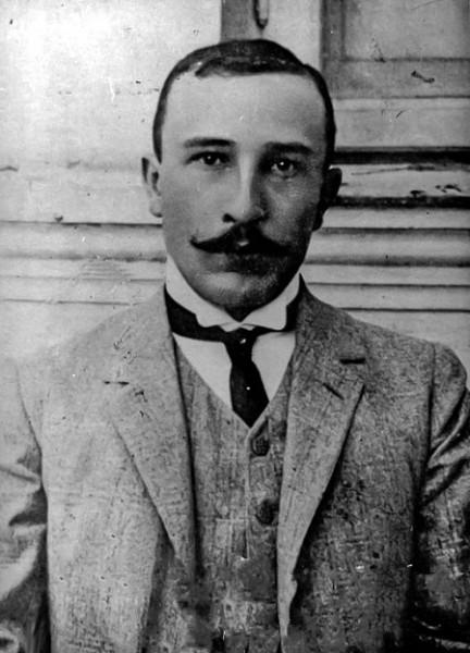 Boris Sávinkov, autor de O cavalo pálido