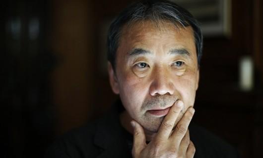 Haruki Murakami, autor de O assassinato do comendador