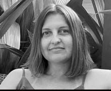 Lucila Losito Mantonvani, autora de Com o corpo inteiro