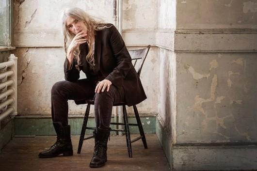 Patti Smith, autora de O ano do macaco