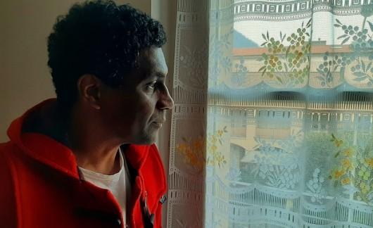 Edimilson de Almeida Pereira, autor de Poesia +/Fotos: Prisca Agustoni