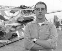 Nuno Ramos, autor de Verifique se o mesmo